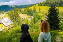 Hochschwarzwald, Feldberg Juli 2021